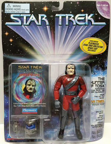 (TAS033612) - 1995 Playmates Star Trek Deep Space Nine - The Hunter of Tosk, , Action Figure, Star Trek, The Angry Spider Vintage Toys & Collectibles Store  - 1