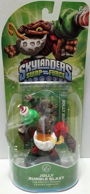 (TAS033622) - 2013 Activision Skylanders Swap Force Jolly Bumble Blast, , Action Figure, Activision, The Angry Spider Vintage Toys & Collectibles Store  - 1