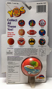 (TAS033630) - 1989 Spectra Star The Radical Yo-Yo - '57 Chevy, , Yo-Yo, Spectra Star, The Angry Spider Vintage Toys & Collectibles Store  - 2