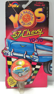 (TAS033630) - 1989 Spectra Star The Radical Yo-Yo - '57 Chevy, , Yo-Yo, Spectra Star, The Angry Spider Vintage Toys & Collectibles Store  - 1