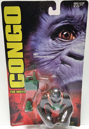 (TAS033631) - 1995 Kenner Congo The Movie Action Figure - Amy, , Action Figure, Kenner, The Angry Spider Vintage Toys & Collectibles Store  - 1