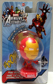 (TAS033635) - 2014 Blip LLC Marvel Avengers Assemble Mini Bobble Head - Iron Man, , Bobblehead, Marvel, The Angry Spider Vintage Toys & Collectibles Store  - 1