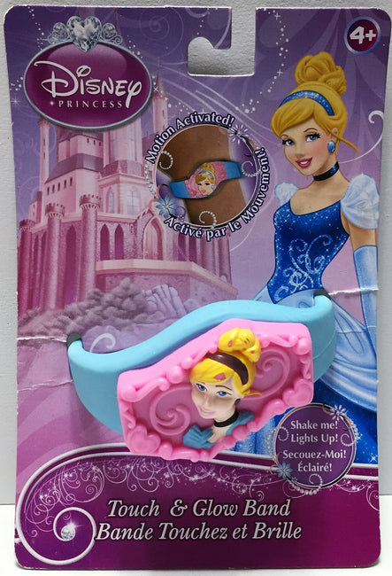 (TAS033644) - 2014 Blip Toys Disney Princess Touch & Glow Band - Cinderella, , Other, Disney, The Angry Spider Vintage Toys & Collectibles Store  - 1