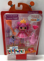 (TAS033653) - 2013 MGA Nick Jr. Mini LaLa Loopsy Doll Figure - Princess Parade, , Dolls, MGA, The Angry Spider Vintage Toys & Collectibles Store  - 1