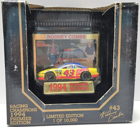 (TAS033670) - 1994 Racing Champions Premier Edition Die-Cast Car - Rodney Combs, , Trucks & Cars, Racing Champions, The Angry Spider Vintage Toys & Collectibles Store  - 1