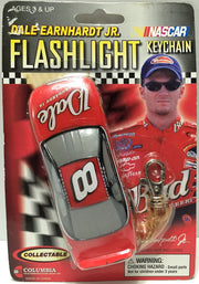 (TAS033725) - 2002 Nascar Collectible Dale Earnhardt Jr. Flashlight Keychain #8, , Keychain, NASCAR, The Angry Spider Vintage Toys & Collectibles Store  - 1