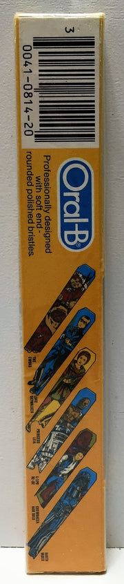 (TAS033739) - 1983 Lucasfilm Oral-B Star Wars Toothbrush - Princess Leia, , Bath, Star Wars, The Angry Spider Vintage Toys & Collectibles Store  - 2