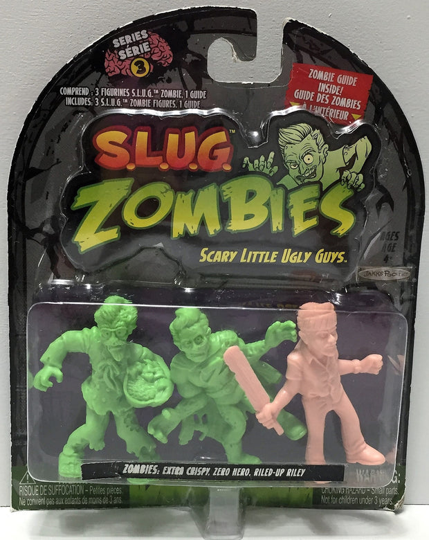 (TAS033746) - 2012 Jakks S.L.U.G (Scary Little Ugly Guys) Zombies- Series 3, , Action Figure, Jakks, The Angry Spider Vintage Toys & Collectibles Store  - 1