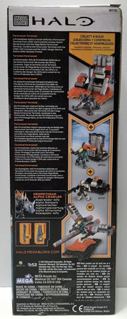 (TAS033753) - 2013 Mega Bloks Collectible Buildable Halo Toyset - Set 3 of 3, , Toys, Mega Bloks, The Angry Spider Vintage Toys & Collectibles Store  - 2