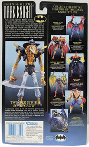 (TAS033777) - 1996 Hasbro Legends of the Dark Knight - Twister Strike Scarecrow, , Action Figure, Batman, The Angry Spider Vintage Toys & Collectibles Store  - 2