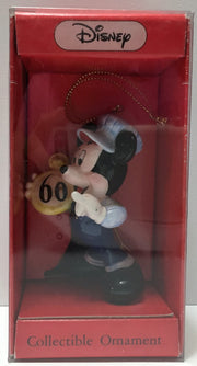 (TAS033779) - Disney Collectible Christmas Ornament - Mickey Mouse #60, , Ornament, Disney, The Angry Spider Vintage Toys & Collectibles Store  - 1