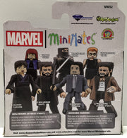 (TAS033781) - 2013 Marvel Marvel Mini Mates 2 pack - Wolverine & Shingen Yashida, , Action Figure, X-Men, The Angry Spider Vintage Toys & Collectibles Store  - 2