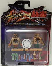 (TAS033790) - 2012 Diamond Toys Street Fighter Mini Mates - Zangief & Marduk, , Action Figure, Diamond Toys, The Angry Spider Vintage Toys & Collectibles Store  - 1