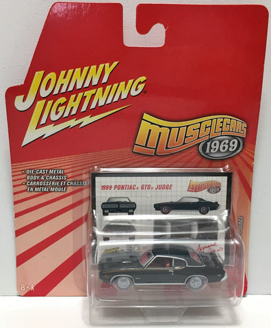 (TAS033808) - 2006 Johnny Lightning Muscle Cars Car - 1969 Pontiac GTO Judge, , Trucks & Cars, Johnny Lightning, The Angry Spider Vintage Toys & Collectibles Store  - 1