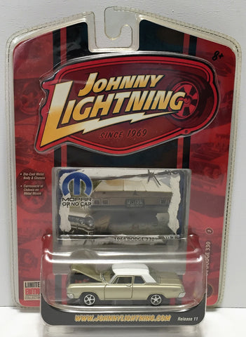 (TAS033812) - 2007 Johnny Lightning Mopar or No Car Car - '64 Dodge 330, , Trucks & Cars, Johnny Lightning, The Angry Spider Vintage Toys & Collectibles Store  - 1