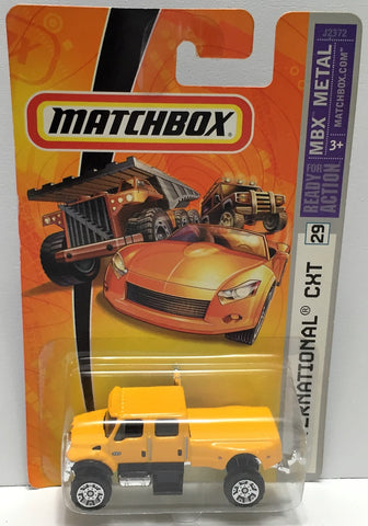 (TAS033831) - 2006 Mattel Matchbox MBX Metal - International CXT, , Trucks & Cars, Matchbox, The Angry Spider Vintage Toys & Collectibles Store  - 1