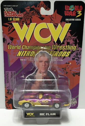 (TAS033833) - 1998 WCW Wrestling Racing Champions Nitro-Streetrods - Ric Flair, , Trucks & Cars, Wrestling, The Angry Spider Vintage Toys & Collectibles Store  - 1