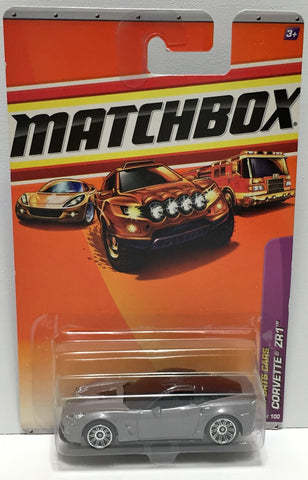 (TAS033840) - 2009 Mattel Matchbox Sports Cars - Corvette ZR1, , Trucks & Cars, Matchbox, The Angry Spider Vintage Toys & Collectibles Store  - 1