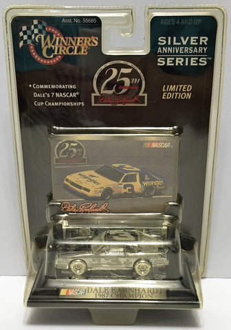 (TAS033846) - 1999 Winner's Circle 50th Anniversary Dale Earnhardt 1987 Champion, , Trucks & Cars, Winner's Circle, The Angry Spider Vintage Toys & Collectibles Store  - 1