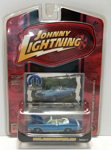 (TAS033871) - 2007 Johnny Lightning Mopar - '69 Dodge Coronet R/T Convertible, , Trucks & Cars, Johnny Lightning, The Angry Spider Vintage Toys & Collectibles Store  - 1