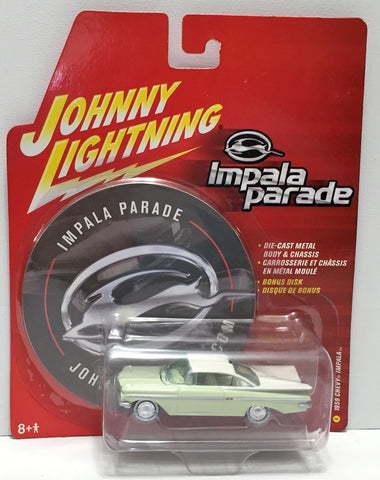 (TAS033874) - 2006 Johnny Lightning Impala Parade - 1959 Chevy Impala, , Trucks & Cars, Johnny Lightning, The Angry Spider Vintage Toys & Collectibles Store  - 1