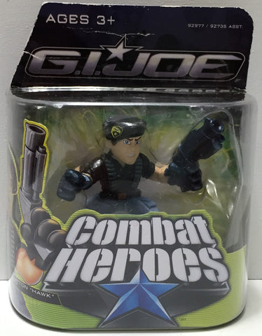"(TAS033902) - 2008 Hasbro G.I. Joe The Rise of Cobra - Clayton ""Hawk"" Abernathy, , Action Figure, G.I. Joe, The Angry Spider Vintage Toys & Collectibles Store  - 1"