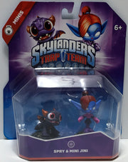 (TAS033904) - 2014 Activision Skylanders Trap Team Figures - Spry & Mini Jini, , Action Figure, Activision, The Angry Spider Vintage Toys & Collectibles Store  - 1