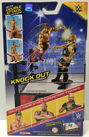 (TAS033905) - 2014 Mattel WWE Wrestling Double Attack Figure - Daniel Bryan, , Action Figure, Wrestling, The Angry Spider Vintage Toys & Collectibles Store  - 2