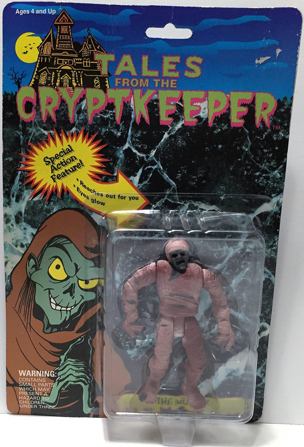 (TAS033916) - Ace Novelty Tales from the Cryptkeeper Action Figure - The Mummy, , Action Figure, Ace Novelty, The Angry Spider Vintage Toys & Collectibles Store  - 1