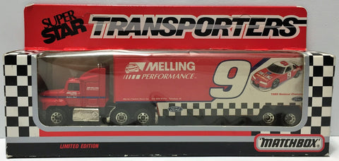 (TAS033953) - 1992 Matchbox Limited Edition Transporters - Melling Performance, , Trucks & Cars, Matchbox, The Angry Spider Vintage Toys & Collectibles Store  - 1