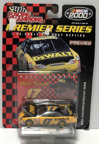 (TAS033955) - 2000 Racing Champions Premier Series Die-Cast - Matt Kenseth, , Trucks & Cars, Racing Champions, The Angry Spider Vintage Toys & Collectibles Store  - 1