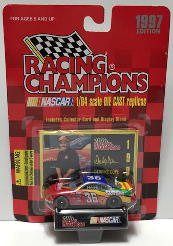 (TAS033958) - 1997 Racing Champions NASCAR Die-Cast Stock Car - Derrike Cope, , Trucks & Cars, Racing Champions, The Angry Spider Vintage Toys & Collectibles Store  - 1
