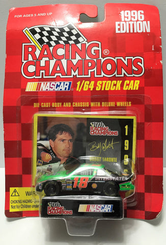 (TAS033962) - 1996 Racing Champions NASCAR Die-Cast Stock Car - Bobby LaBonte, , Trucks & Cars, Racing Champions, The Angry Spider Vintage Toys & Collectibles Store  - 1