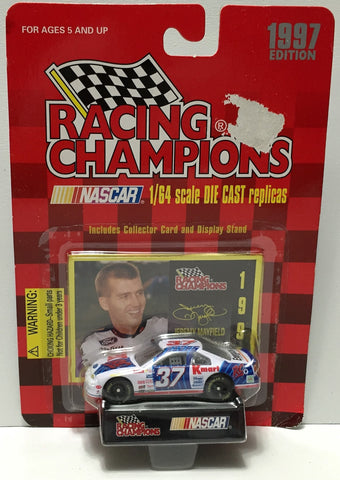 (TAS033974) - 1997 Racing Champions NASCAR Die-Cast Replica - Jeremy Mayfield, , Trucks & Cars, Racing Champions, The Angry Spider Vintage Toys & Collectibles Store  - 1