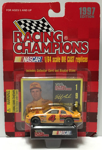 (TAS033981) - 1997 Racing Champions NASCAR Die-Cast Replica - Sterlinig Marlin, , Trucks & Cars, Racing Champions, The Angry Spider Vintage Toys & Collectibles Store  - 1