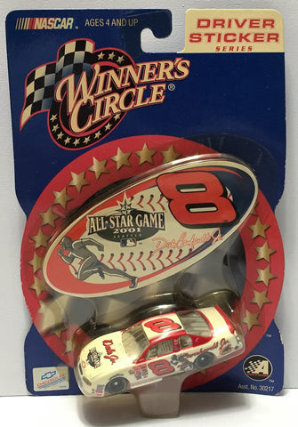 (TAS033984) - 2002 Winner's Circle All-Star Game Series Car - Dale Earnhardt Jr, , Trucks & Cars, NASCAR, The Angry Spider Vintage Toys & Collectibles Store  - 1
