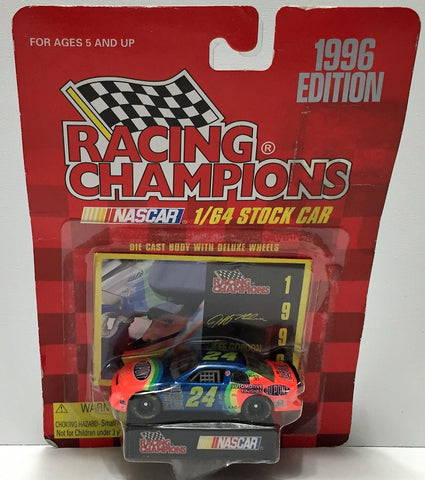 (TAS033987) - 1996 Racing Champions NASCAR Stock Car - Jeff Gordon, , Trucks & Cars, Racing Champions, The Angry Spider Vintage Toys & Collectibles Store  - 1