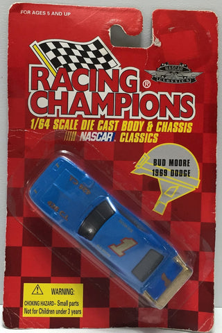 (TAS033997) - 1996 Racing Champions NASCAR Classics - Bud Moore 1969 Dodge, , Trucks & Cars, Racing Champions, The Angry Spider Vintage Toys & Collectibles Store  - 1