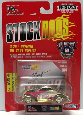 (TAS033999) - 1998 Racing Champions Stock Rods 50th Anniversary - '37 Ford Coupe, , Trucks & Cars, Racing Champions, The Angry Spider Vintage Toys & Collectibles Store  - 1