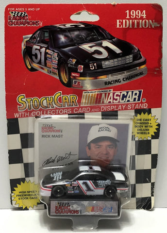(TAS034018) - 1994 Racing Champions NASCAR Stock Car -Rick Mast, , Trucks & Cars, Racing Champions, The Angry Spider Vintage Toys & Collectibles Store  - 1