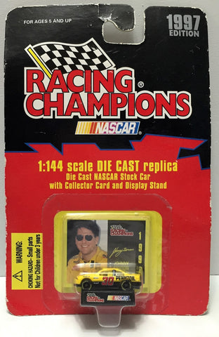 (TAS034020) - 1997 Racing Champions NASCAR Mini Die-Cast Replica - Johnny Benson, , Trucks & Cars, Racing Champions, The Angry Spider Vintage Toys & Collectibles Store  - 1