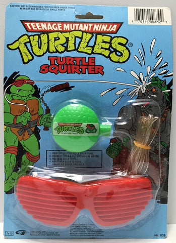 (TAS034030) - 1990 Mirage Studios Teenage Mutant Ninja Turtles Squirter, , Other, TMNT, The Angry Spider Vintage Toys & Collectibles Store  - 1