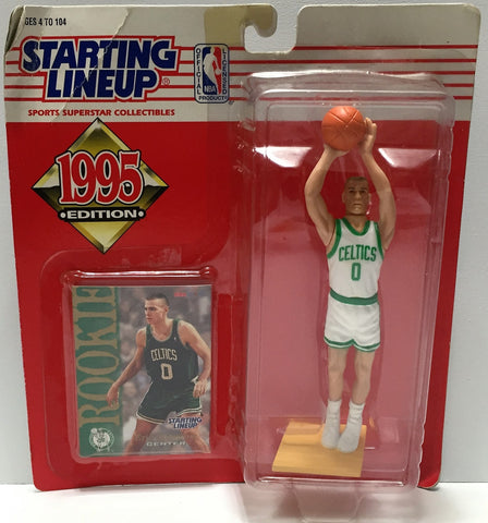 (TAS034100) - 1995 Kenner Starting Lineup Sports Superstar - Eric Montross, , Action Figure, Starting Lineup, The Angry Spider Vintage Toys & Collectibles Store  - 1