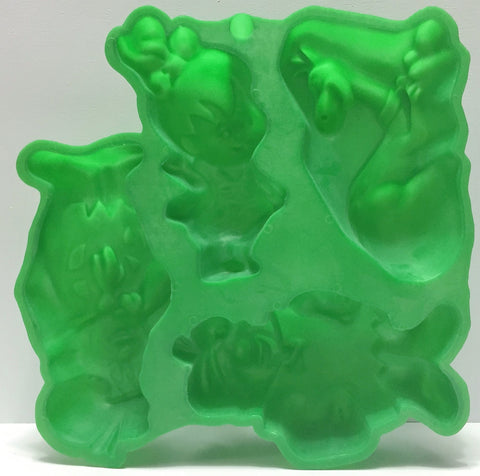 (TAS034118) - Jell-O Brand Limited Edition Jell-O Flintstone Dessert Mold, , Kitchen, The Flintstones, The Angry Spider Vintage Toys & Collectibles Store  - 1