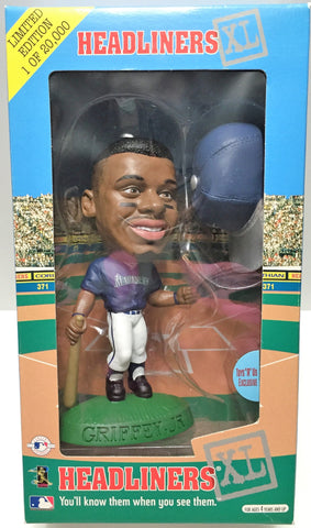 (TAS034132) - 1998 Corinthian MLB Baseball Headliners XL Figure - Griffey Jr., , Action Figure, Corinthian, The Angry Spider Vintage Toys & Collectibles Store  - 1