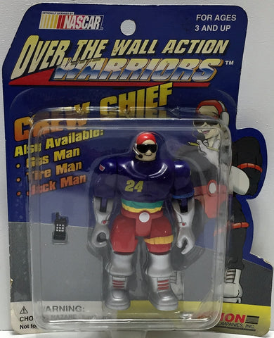 (TAS034135) - 1996 Hendrick Motorsports NASCAR Racin Over the Wall - Crew Chief, , Action Figure, Hendrick Motorsports, The Angry Spider Vintage Toys & Collectibles Store  - 1