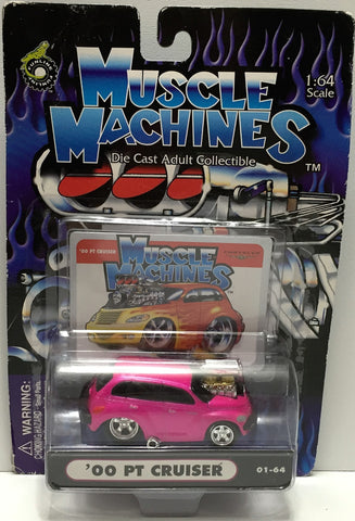 (TAS034136) - 2001 Funline Muscle Machines Die-Cast Car '00 PT Cruiser, , Trucks & Cars, Funline Merchandise, The Angry Spider Vintage Toys & Collectibles Store  - 1