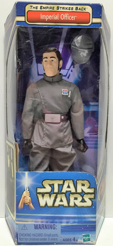 (TAS034171) - 2002 Lucasfilm Star Wars The Empire Strikes Back Imperial Officer, , Action Figure, Star Wars, The Angry Spider Vintage Toys & Collectibles Store  - 1
