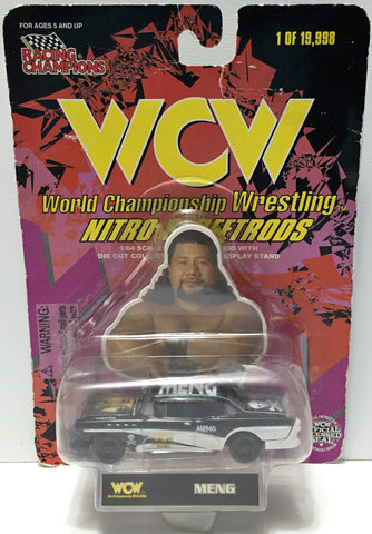 (TAS034184) - 1998 Racing Champions WCW Wrestling Nitro-Streetrods - Meng, , Trucks & Cars, Racing Champions, The Angry Spider Vintage Toys & Collectibles Store  - 1