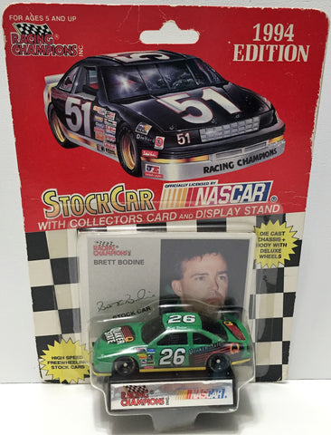 (TAS034186) - 1994 Racing Champions NASCAR Stock Car - Brett Bodine, , Trucks & Cars, Racing Champions, The Angry Spider Vintage Toys & Collectibles Store  - 1
